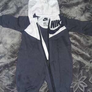 Nike jumpsuit for newborn